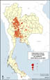 Subdistrict - Number of birds in farms confirmedly infected by H5N1(positive)(GS)